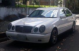 1998 Mercedes-Benz E-Class for sale in Quezon City