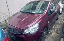 Sell Red 2016 Mitsubishi Mirage at 62000 km