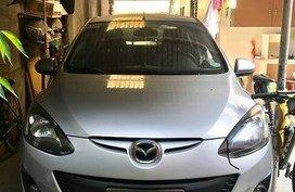 Selling Silver Mazda 2 2010 Manual Gasoline at 40000 km
