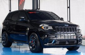 2017 Jeep Grand Cherokee for sale in Quezon City
