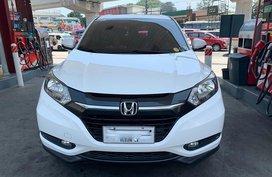 Selling White Honda Hr-V 2015 at 60000 km in Quezon City