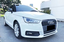 Sell White 2018 Audi A1 Automatic Gasoline