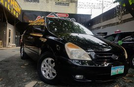Sell 2nd Hand 2009 Kia Carnival Automatic in Malabon
