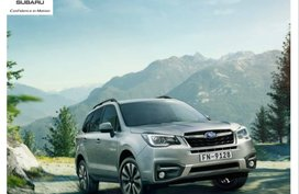 2019 Brand New Subaru Forester for sale in Pasay