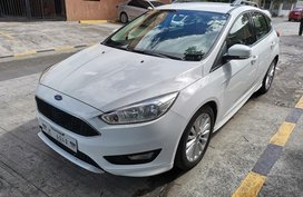 Used Ford Focus 2017 for sale in Paranaque