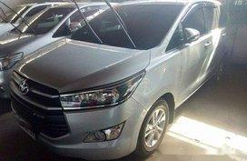 Sell Silver 2016 Toyota Innova