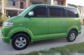 Sell Green 2008 Suzuki Apv at 58000 km