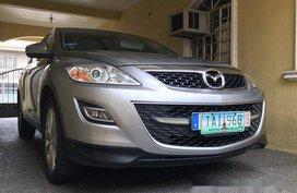 Selling Silver Mazda Cx-9 2011 Automatic Gasoline