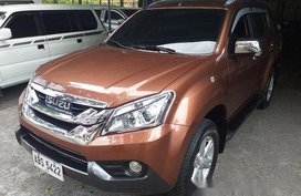 Used Isuzu Mu-X 2015 for sale in Marikina