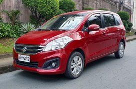 2018 Suzuki Ertiga GL Automatic for sale in Quezon City