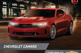 2019 Brand New Chevrolet Camaro for sale in Muntinlupa
