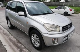 2003 Toyota Rav4 MT for sale in Aborlan
