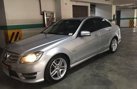 Used Mercedes-Benz C200 2012 for sale in Manila