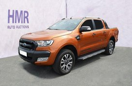 Used Ford Ranger 2017 Automatic Diesel for sale in Manila