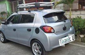 Sell 2013 Mitsubishi Mirage Hatchback in Bulacan