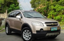 2011 Chevrolet Captiva a/t for sale in Palimbang