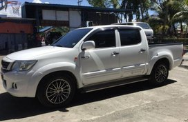 2014 Toyota Hilux for sale in Zamboanga