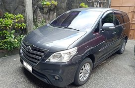 Sell 2nd Hand 2014 Toyota Innova Manual Diesel