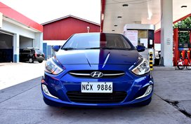 Sell Used 2017 Hyundai Accent Sedan at 35000 km