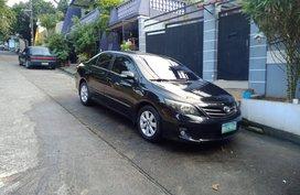 Black 2011 Toyota Corolla Altis for sale in Antipolo