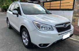 Subaru Forester CVT 2015 AWD 2.0i for sale in Marikina