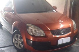 2008 Kia Rio for sale in Quezon City