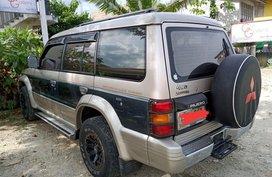 2002 Mitsubishi Pajero for sale in Davao