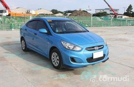Used Hyundai Accent 2018 Automatic Diesel for sale in Manila