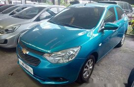 Blue Chevrolet Sail 2018 for sale in Makati