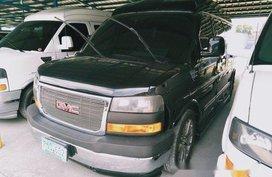 Selling Black Gmc Savana 2011 in Quezon City