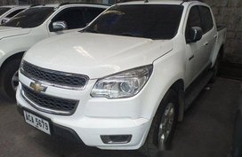 Selling White Chevrolet Colorado 2014 at 119000 km