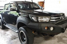 Used Toyota Hilux 2016 for sale in Quezon City