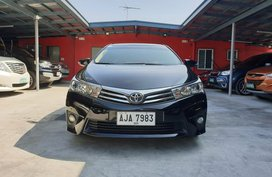 Used Toyota Altis 2015 for sale in Las Pinas