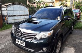 2014 Toyota Fortuner Diesel Automatic for sale in Quezon City