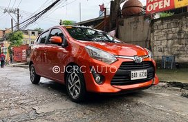 Used Toyota Wigo 1.0G 2019 for sale in Makati