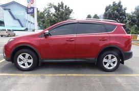 Used Toyota Rav4 SE LTD 2014 for sale in Quezon City