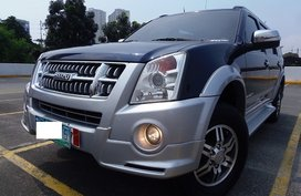 2012 Isuzu Alterra LS Urvan Cruiser AT Diesel