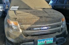 2013 Ford Explorer for sale in Quezon City