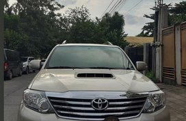 2014 Toyota Fortuner for sale in Pasay