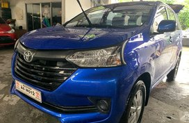 Blue Toyota Avanza 2018 for sale in Quezon City