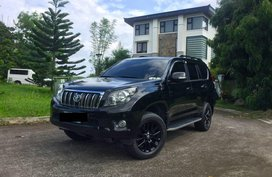 2010 Toyota Land Cruiser Prado at 72000 km for sale