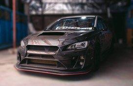 2015 Subaru Wrx STi for sale in Laguna