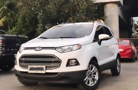 Used Ford Ecosport 2015 for sale in General Salipada K. Pendatun