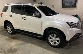 Isuzu Mu-X 2016 for sale in Las Piñas