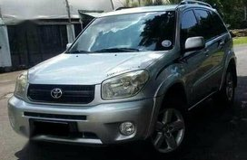 2004 Toyota RAV4 for sale in Manila