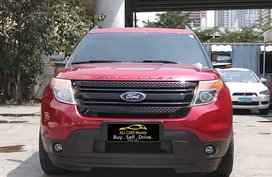 Used 2013 Ford Explorer 2.0L Ecoboost 4x2 AT Sport for sale in Makati