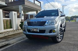 Sell Used 2015 Toyota Hilux Manual Diesel in Lipa