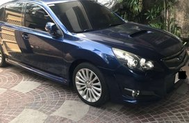 Used Subaru Legacy 2011 for sale in Quezon City