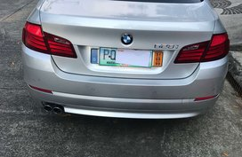 Used 2011 BMW 523i for sale in Quezon City