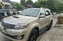 Used 2014 Toyota Fortuner G Diesel Automatic for sale in Pasay